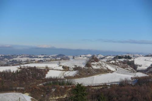 agriturismo con neve